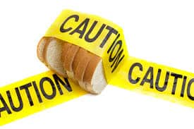 Carbohydrate Caution